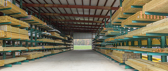 MRD Lumber Yard Bethel Warehouse