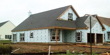 MRD building materials new construction